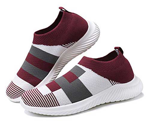 <strong>Women's Casual Color Block Walking Shoes</strong>
